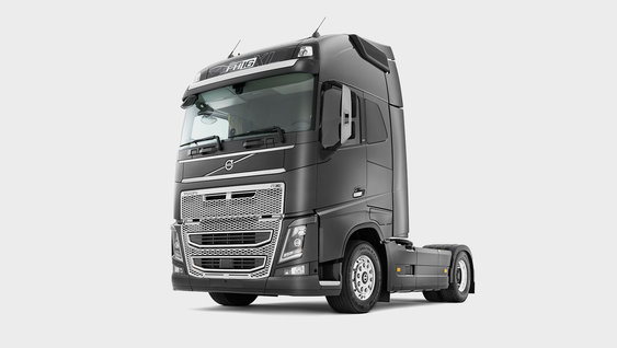 Volvo FH16 parking cooler