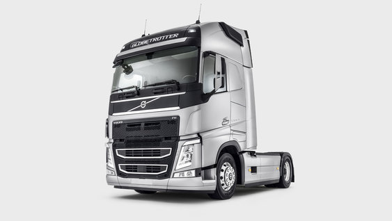 Volvo FH parking cooler