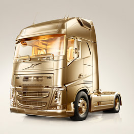 Volvo Gold Service Agreement: promises greater uptime
