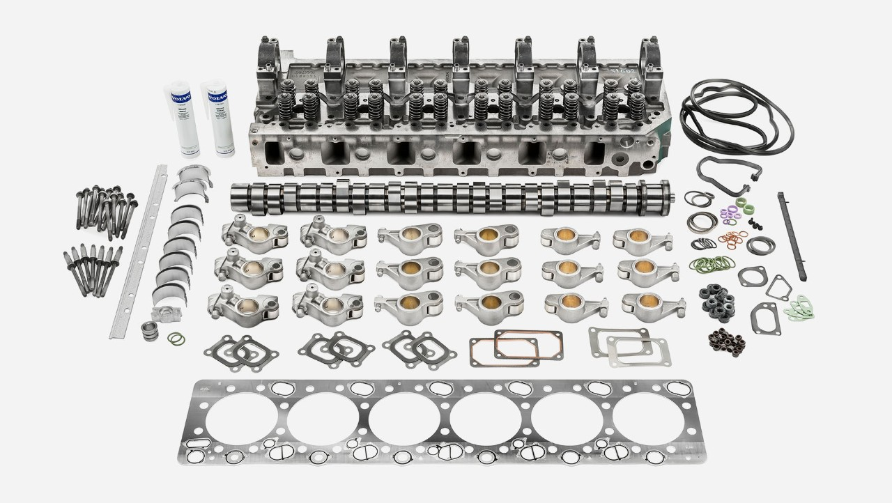 Volvo trucks engine overhaul kit upper engine