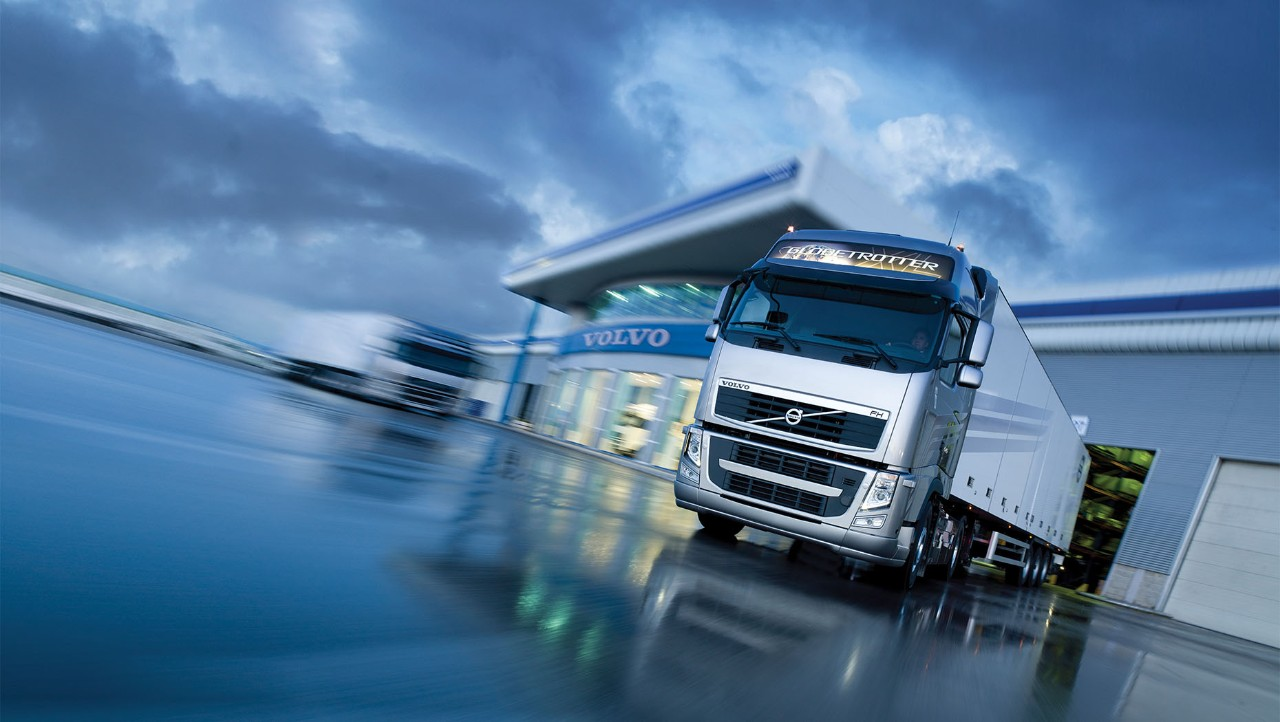 Volvo trucks quality for the long run
