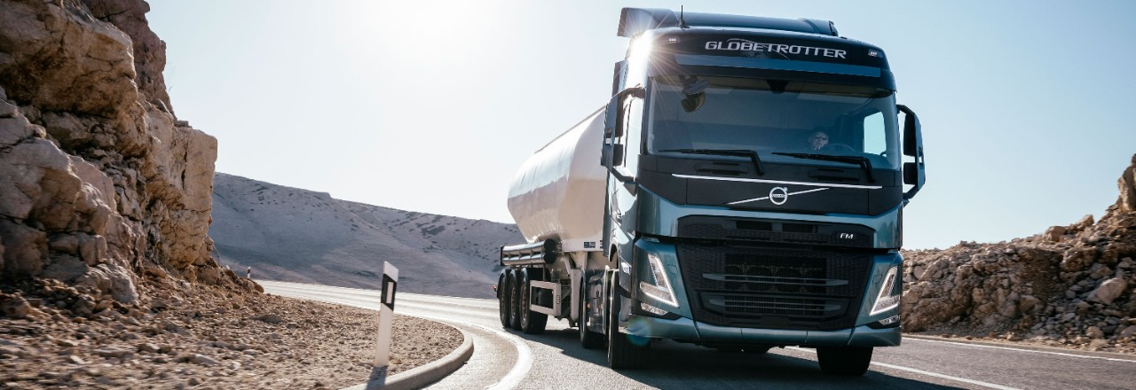 Explore the features that make the Volvo FM fit for your challenges.